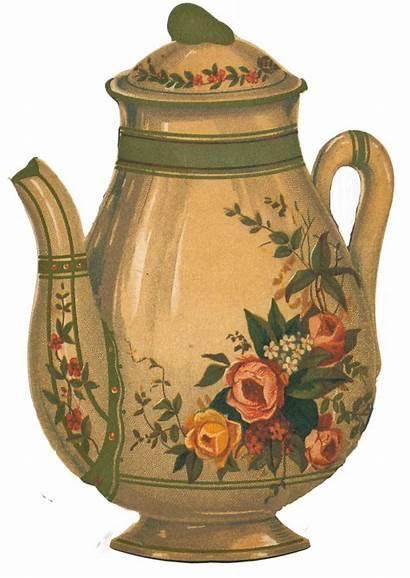 Teapot Victorian Jinifur Tea Teapots Era Element