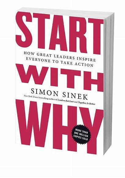 Why Start Books Business Sinek Simon Starting