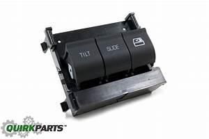 Ford F150 F250 F350 Super Duty Overhead Console Sunroof
