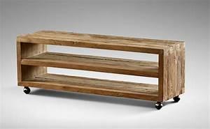 Lowboard Holz : tv schrank holz hause deko ideen ~ Pilothousefishingboats.com Haus und Dekorationen