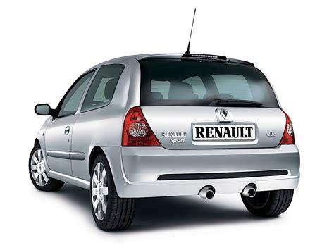 renault clio sport renault clio rs specs photos 2001 2002 2003 2004