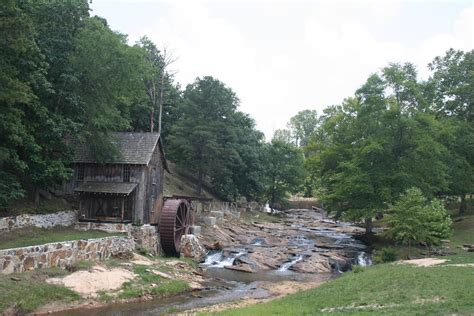 Sixes Grist Mill Woodstock Ga Site Of One Of The
