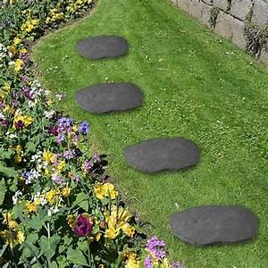 Leroy Merlin Pas Japonais : pas japonais traverse all e de jardin au meilleur prix ~ Dailycaller-alerts.com Idées de Décoration