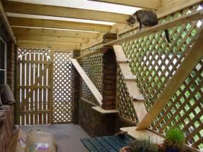 Build Your Own Outdoor Cat Enclosure