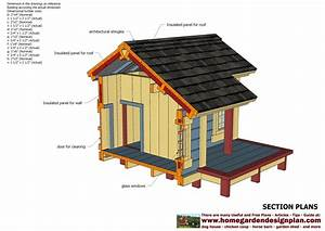 home garden plans: DH303 - Dog house plans - Dog house ...