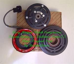 Jual Assy Magnet Clutch Compressor Ac Toyota Avanza Denso Original Part