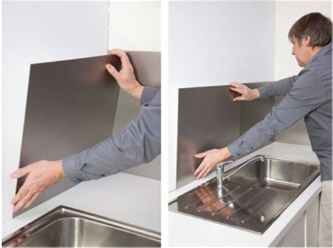 adh駸if pour carrelage cuisine credence adhesive castorama maison design bahbe com