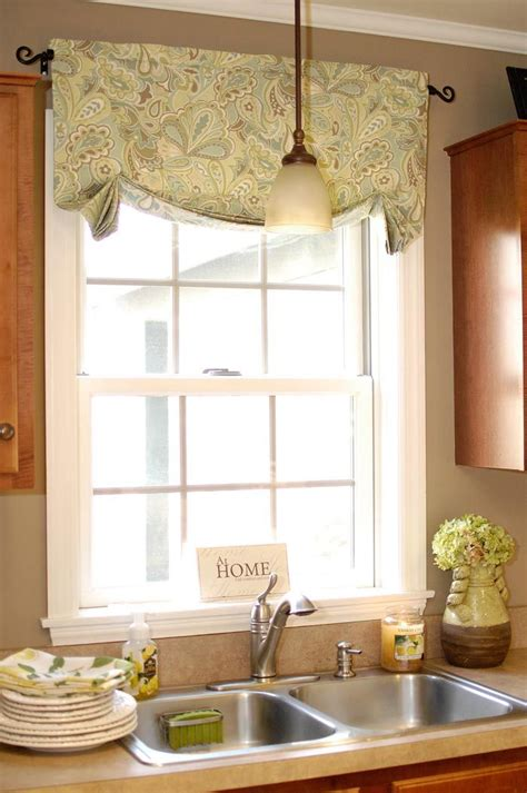 kitchen window curtains designs tutorial relaxed shade valance grrrr found 6479
