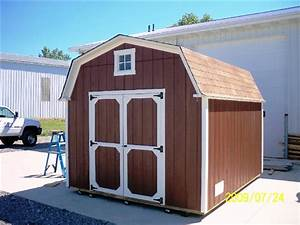 Barn sheds by jas sold at amish buildings for Amish built buildings