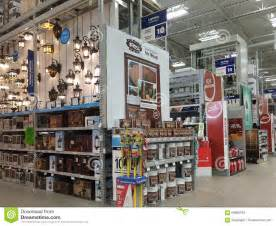 interior home improvement interior of home improvement store editorial stock image image 69682199