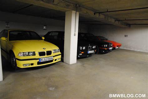 Bmw Garage by Exclusive Photos The Bmw M Secret Underground Garage
