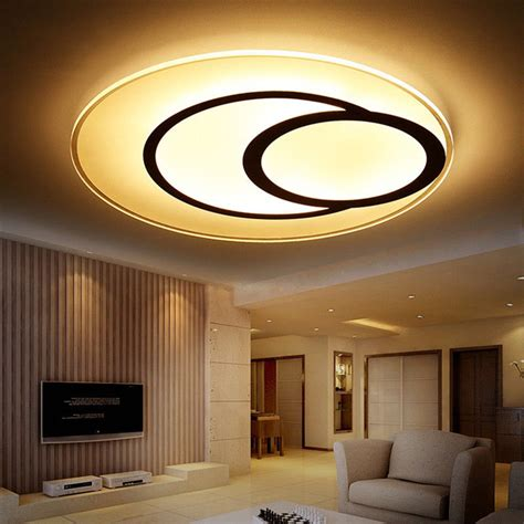 thin ceiling lights indoor lighting led