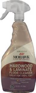 mohawk vinyl floor cleaner gloves and bags on