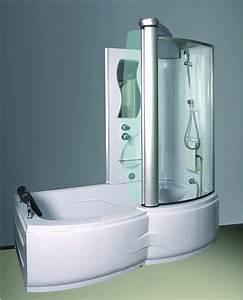 Badewanne Und Dusche : das beste von badewanne mit t r und dusche frisch ~ Michelbontemps.com Haus und Dekorationen