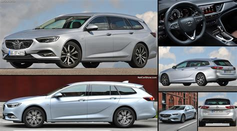 opel insignia sports tourer  pictures information