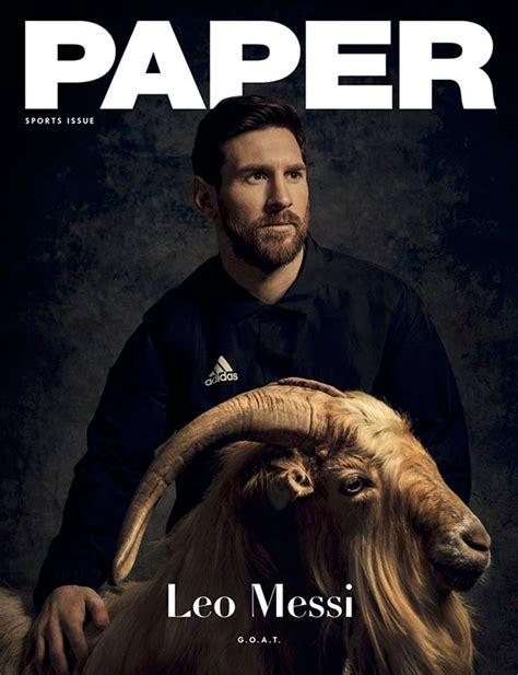 Messi Illuminati La Curiosa Foto De Messi Con El Baphomet Culto Jud 237 O