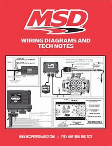 Msd 9615 Msd Wiring Diagrams And Tech Notes Guide