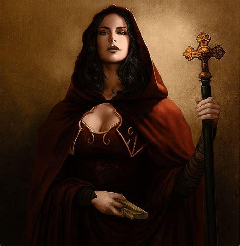 Carmilla From The Castlevania Series