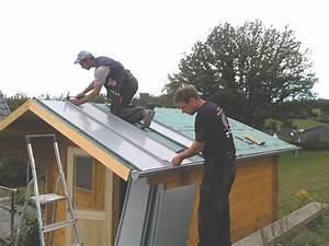 Dach Für Gartenhaus : gartenhaus dacheindeckung my blog ~ Michelbontemps.com Haus und Dekorationen