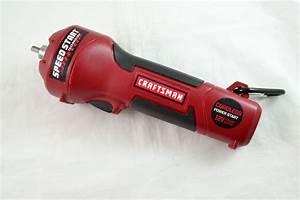 Craftsman Cordless Power Speed Start 85953 Parts Only No