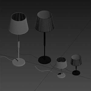 floor lamp et reading light dorset by eric 3d model max With reading lamp floor model