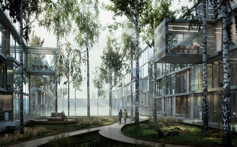 Architecture rendering image by Daniel Yontz on