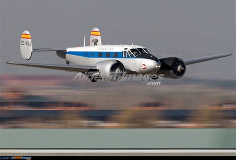 Beech E18S - Large Preview - AirTeamImages.com