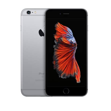 refurbished iphone 6s plus 64gb space gray apple