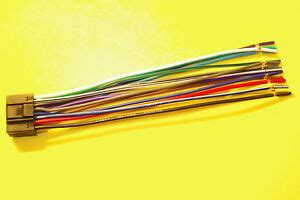 Wire Harness For Kenwood Kdc Includes