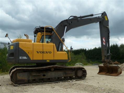 volvo ec210 excavator service repair manual pdf