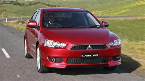 2007 Mitsubishi Lancer used mitsubishi lancer review 2007 2014 carsguide