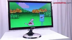Tv Monitor 21 5 U0026quot  Led Samsung Syncmaster T22a550 Full Hd