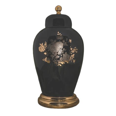 The prince estate passionately presents prince's life and work, and cultivates opportunities to we aim to immerse fans, old and new, in prince's story, explore the role of prince and his work in today's. Prince Black Ceramic Urn