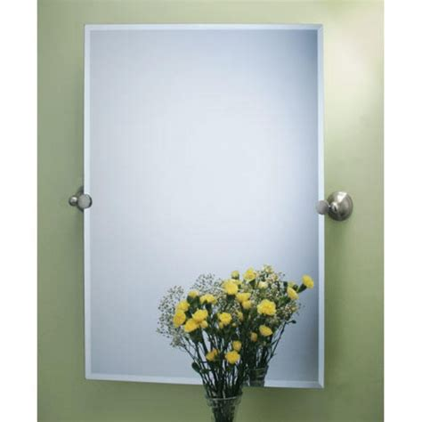 tilting bathroom mirror set rectangular tilting mirror bathroom mirrors