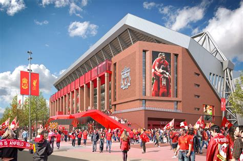 Liverpool Reveals Vision For Proposed Stadium Expansion