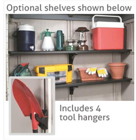 keter shelves for sheds keter factor 8 x 11 shed 2 549 00 landera outdoor