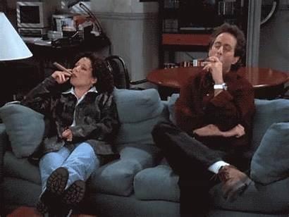 Elaine Jerry Seinfeld Cigars Smoking Benes Cigar