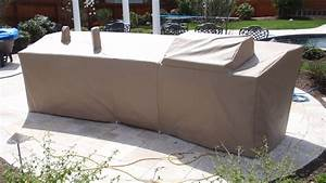 Outdoor kitchen covers custom kitchen covers grill for Outdoor kitchen covers
