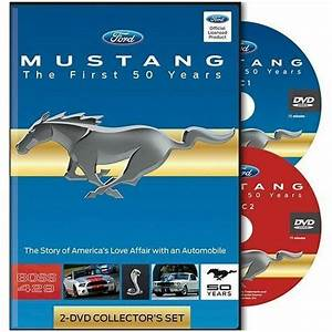 Mustang The First 50 Years DVD - Rare Discontinued Documentary on Ford Mustang | eBay