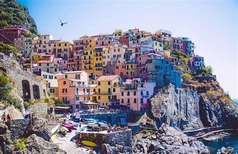 les 5 terres en italie voyages cartes