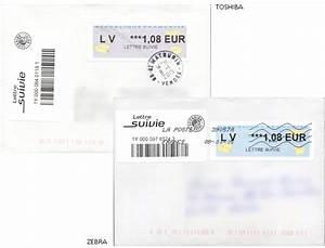Poids Courrier Timbre : timbre lettre suivie ~ Medecine-chirurgie-esthetiques.com Avis de Voitures