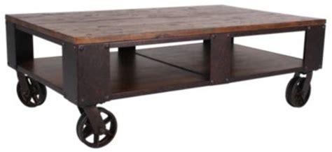 Magnussen Pinebrook Coffee Table  Homemakers Furniture