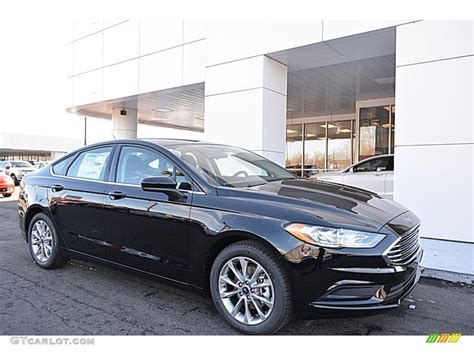 Black Ford Fusion by 2017 Shadow Black Ford Fusion Se 118094660 Photo 8