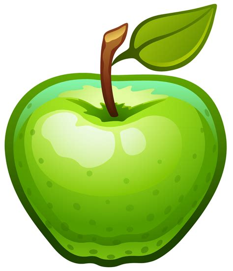 Free Green Apple Clipart, Download Free Clip Art, Free ...