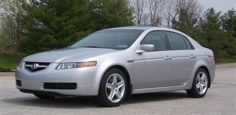 2004 Acura Tl Type S Specs by Acura Tl Technical Specifications And Fuel Economy