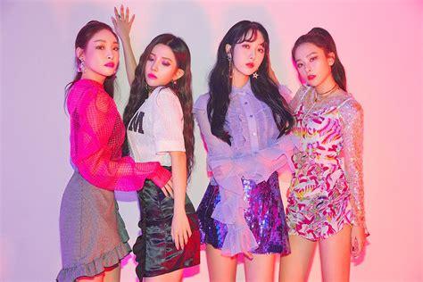Seulgi, Sinb, Soyeon, And Kim Chung Ha Drop Teaser Image