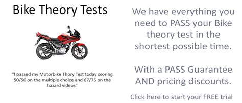 Bike Theory Tests, Bike Driving Theory Tests, Motorcycle