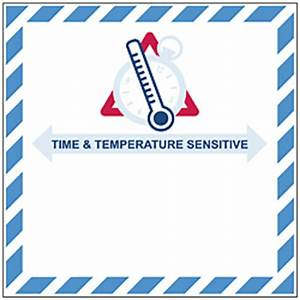time and temperature labels in stock uline With uline templates