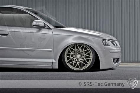 Wide Fenders Gt Clean, Audi A3 8p Srsaua3k01c [srstec