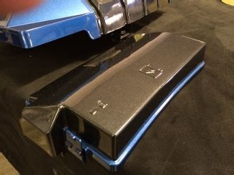 Custom Painted Camaro Fuse Box Covers River City